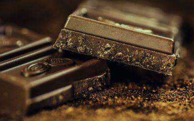 Chocolade vergiftiging